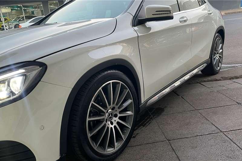 2017 Mercedes Benz GLA GLA 200 A/T