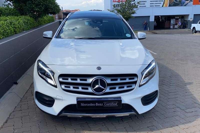Mercedes Benz GLA 200 A/T 2019