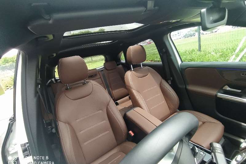 2020 Mercedes Benz GLA GLA 200 A/T