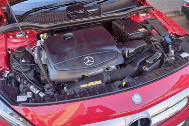 Used 2015 Mercedes Benz GLA 200 auto
