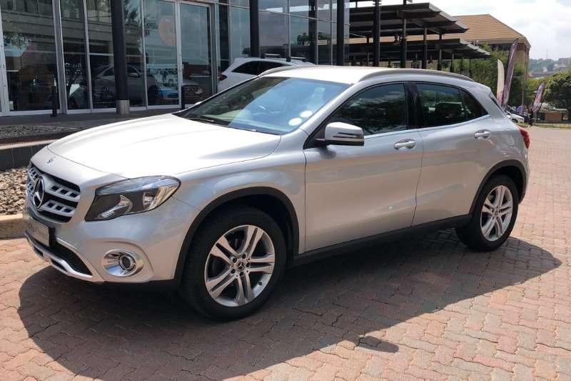 Mercedes Benz GLA 200 auto 2018