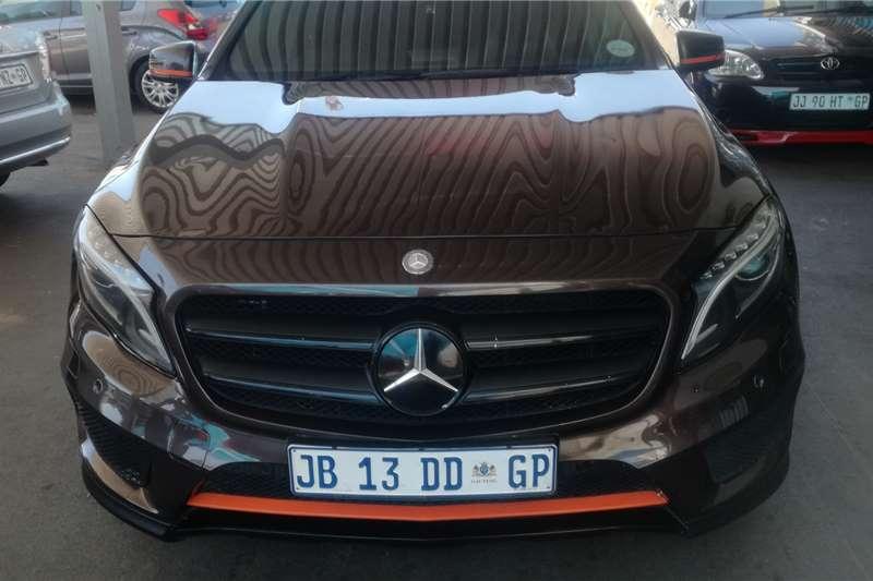 Mercedes Benz GLA 200CDI auto 2014