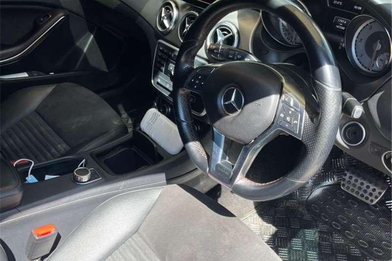 Used 2014 Mercedes Benz GLA 200CDI auto