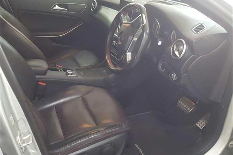 Mercedes Benz GLA 200CDI auto 2015