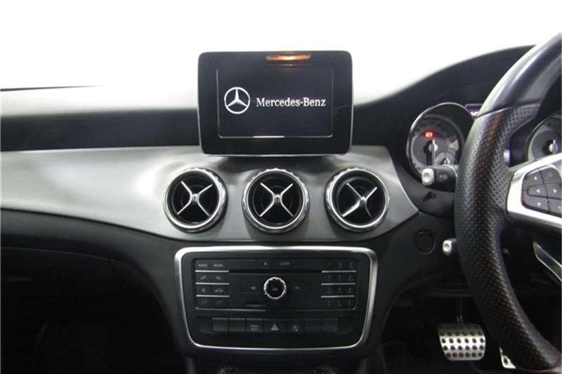 Used 2016 Mercedes Benz GLA 200CDI auto