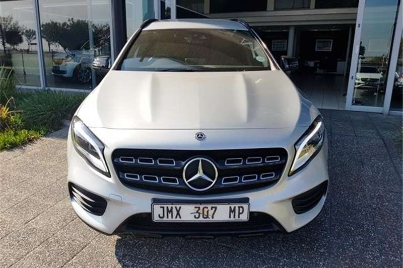 Mercedes Benz GLA 200d 2018