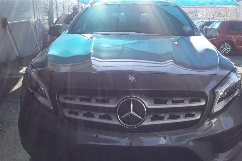 Mercedes Benz GLA 200d 2018