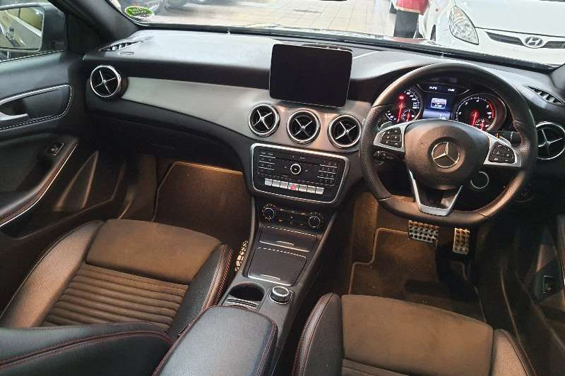 Mercedes Benz GLA 200d auto 2018