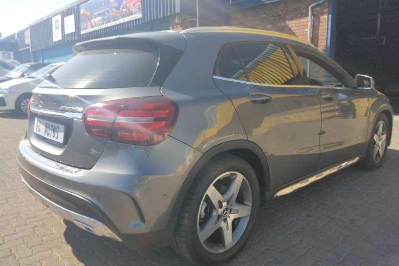 Used 2018 Mercedes Benz GLA 200d auto