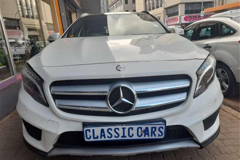 Used 2015 Mercedes Benz GLA