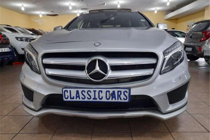 Used 2016 Mercedes Benz GLA