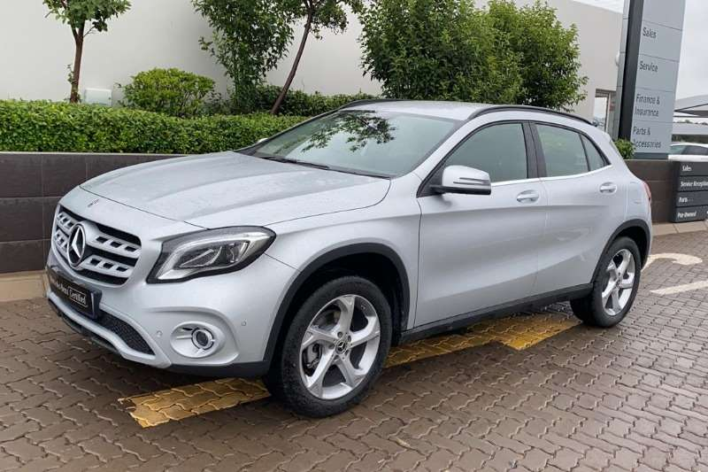 Mercedes Benz GLA 2019