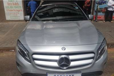 Mercedes Benz GLA 220CDI 4Matic 2014