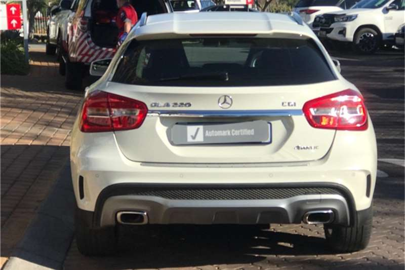 2014 Mercedes Benz GLA GLA220CDI 4Matic