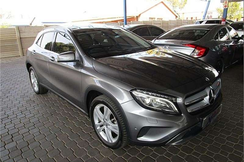Mercedes Benz GLA 220CDI 4Matic 2016