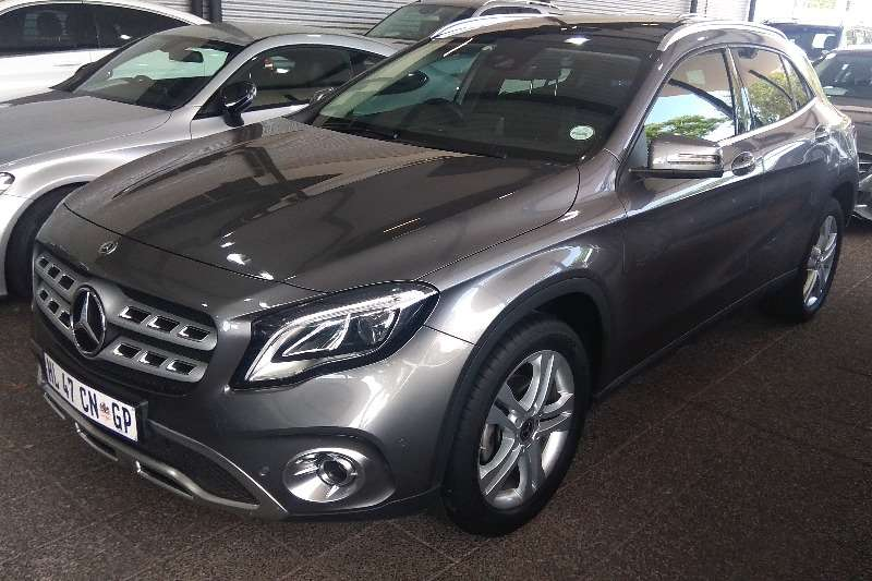 Mercedes Benz GLA 220CDI 4Matic 2018