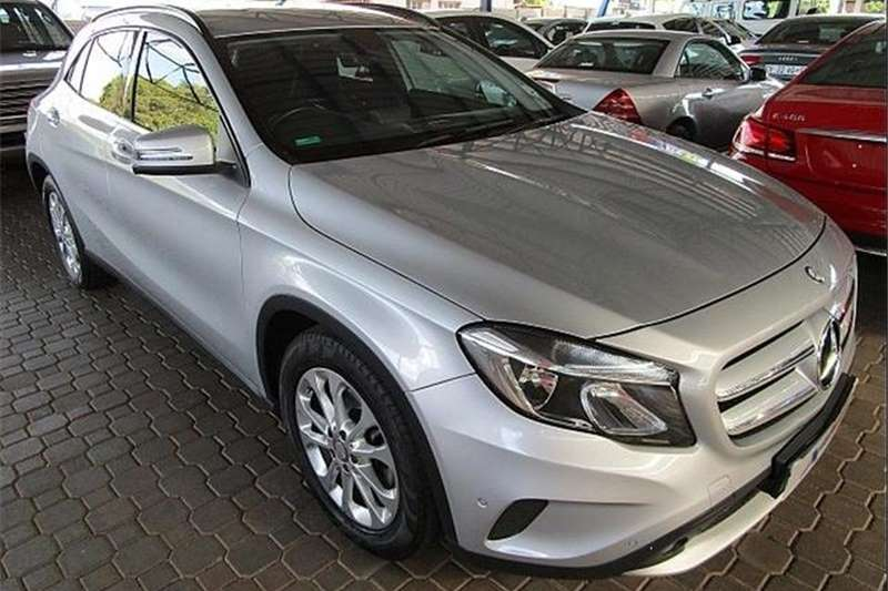 Mercedes Benz GLA 220CDI 4Matic Style 2014