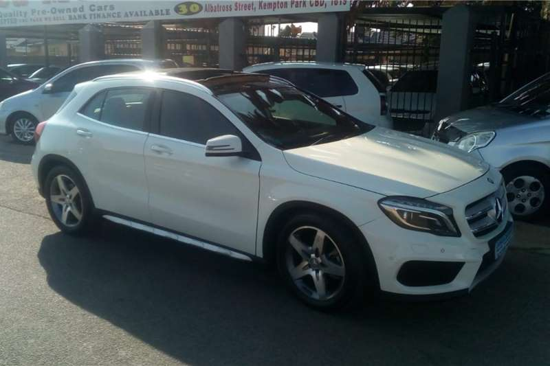 Mercedes Benz GLA 220d 4Matic Style 2015
