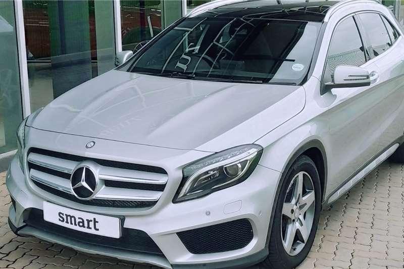 2016 Mercedes Benz GLA GLA220d 4Matic Style