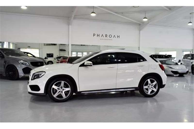 Mercedes Benz GLA 220d 4Matic Style 2017
