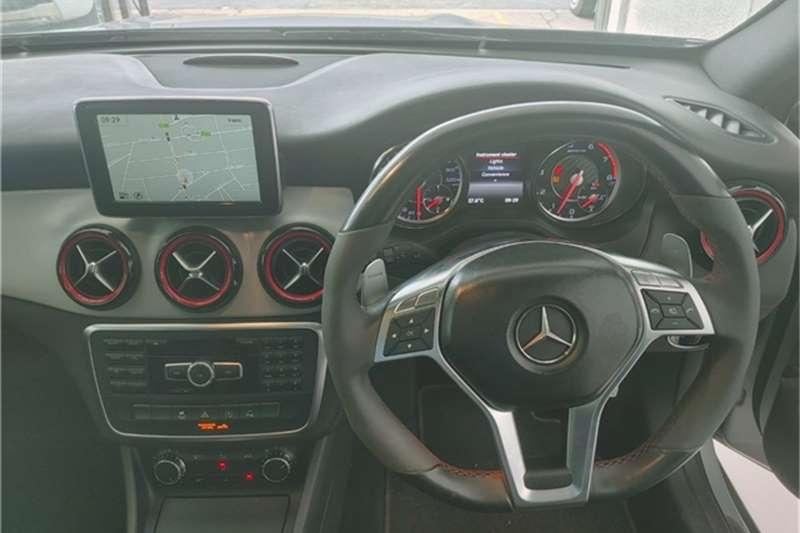 Mercedes Benz GLA 45 AMG 4Matic 2015