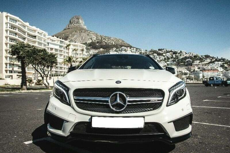 Mercedes Benz GLA 45 AMG 4Matic 2017