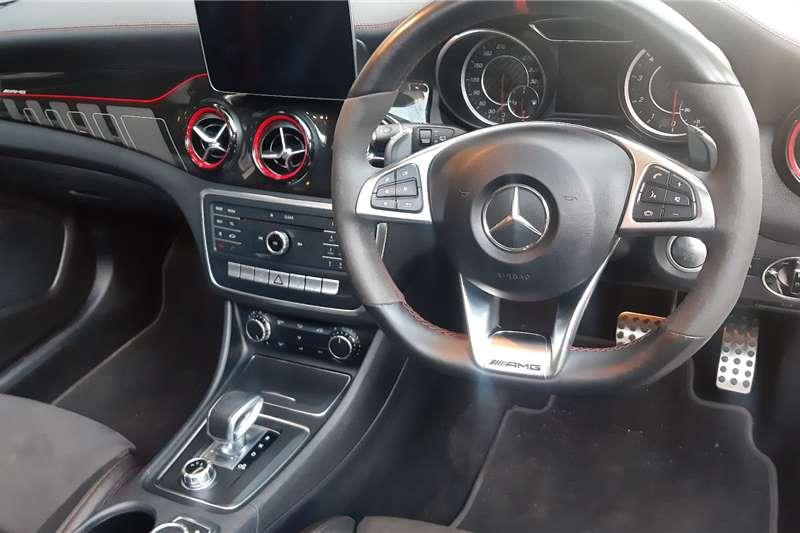 Used 2017 Mercedes Benz GLA 45 AMG 4Matic