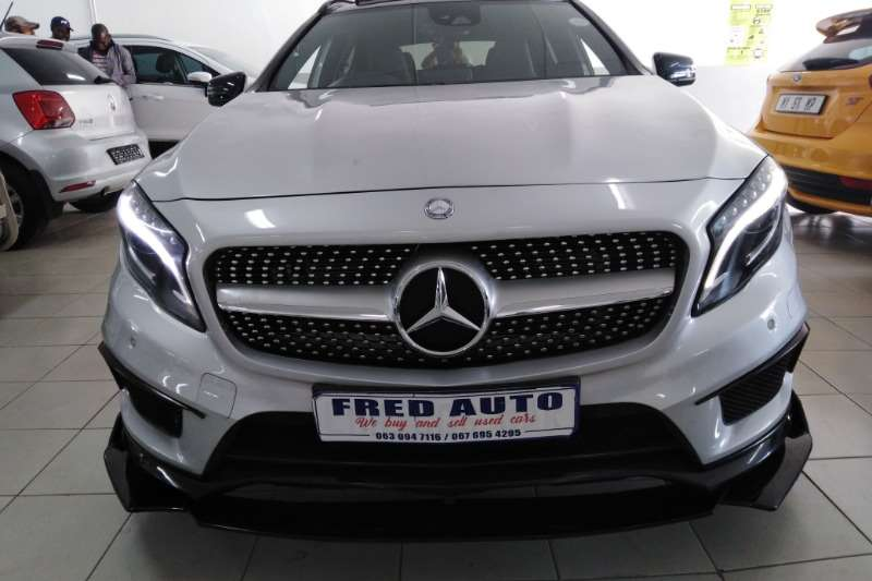 Used 2015 Mercedes Benz GLA AMG  45 4MATIC