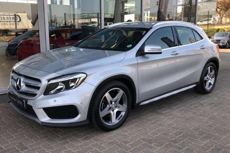 2016 Mercedes Benz GLA 200CDI auto
