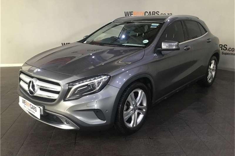 2014 Mercedes Benz GLA 200CDI