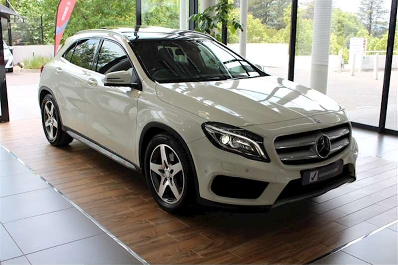 Mercedes Benz GLA 220CDI 4Matic