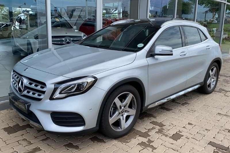 2019 Mercedes Benz GLA 200 auto