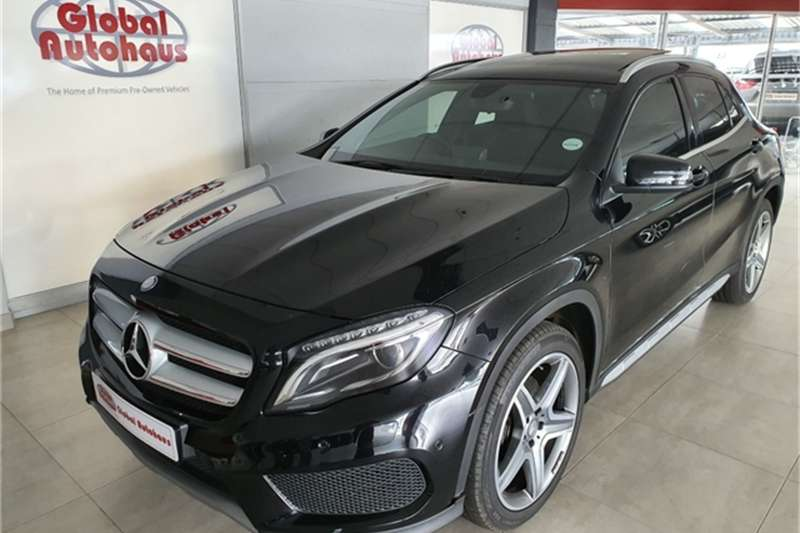 2015 Mercedes Benz GLA 220CDI 4Matic
