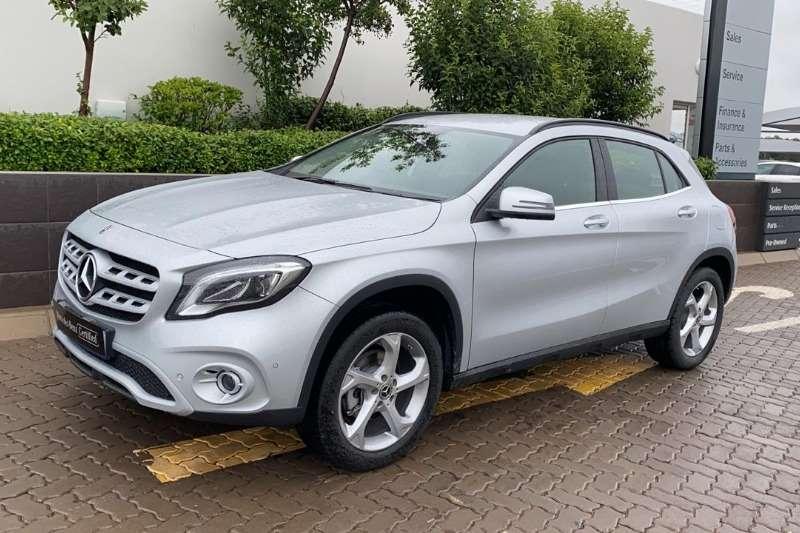 2019 Mercedes Benz GLA