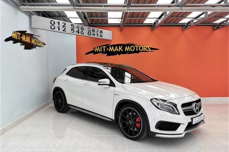 2014 Mercedes Benz GLA 45 AMG 4Matic