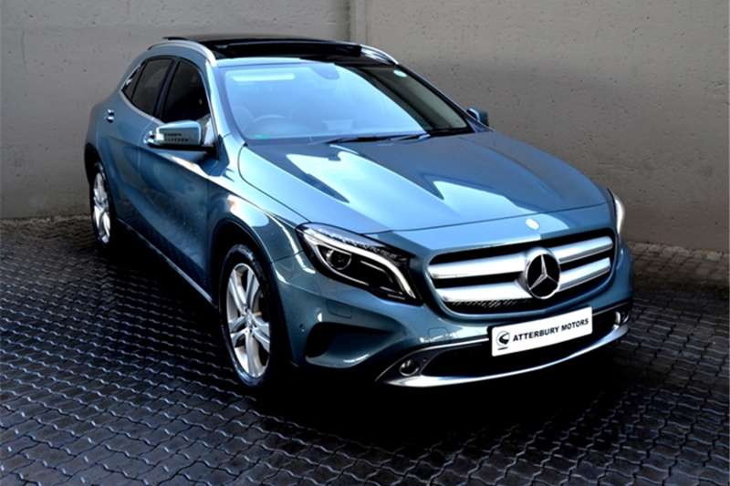 2014 Mercedes Benz GLA 220CDI 4Matic