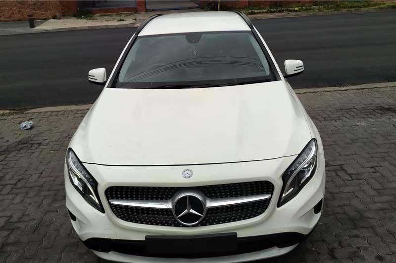 2014 Mercedes Benz GLA 200 auto