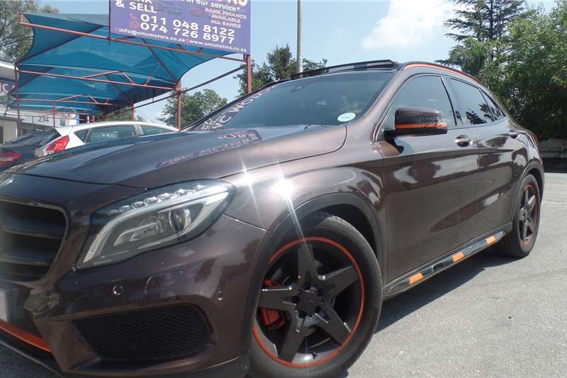 2014 Mercedes Benz GLA 220d 4Matic Style