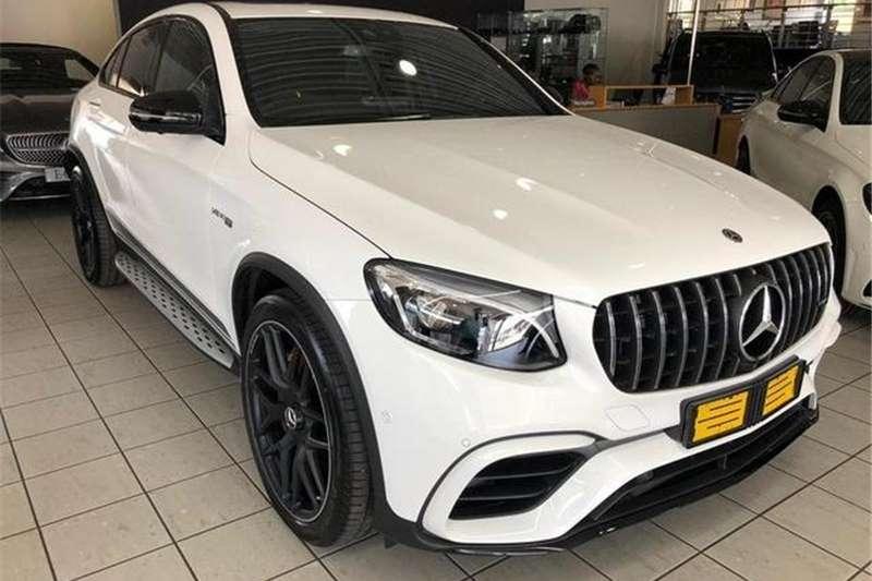 Mercedes Benz GLC 2019