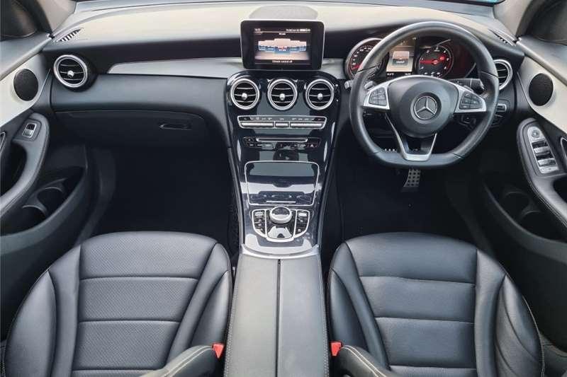 Used 2017 Mercedes Benz GLC