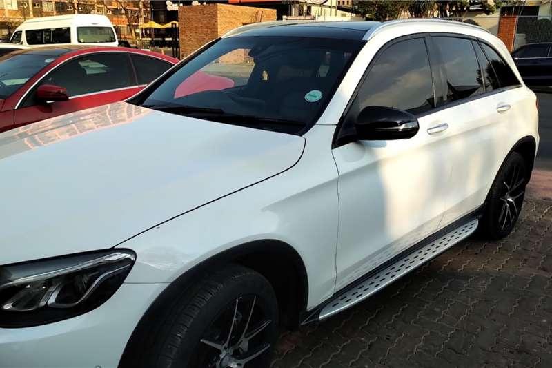 Mercedes Benz GLC 220d 2016
