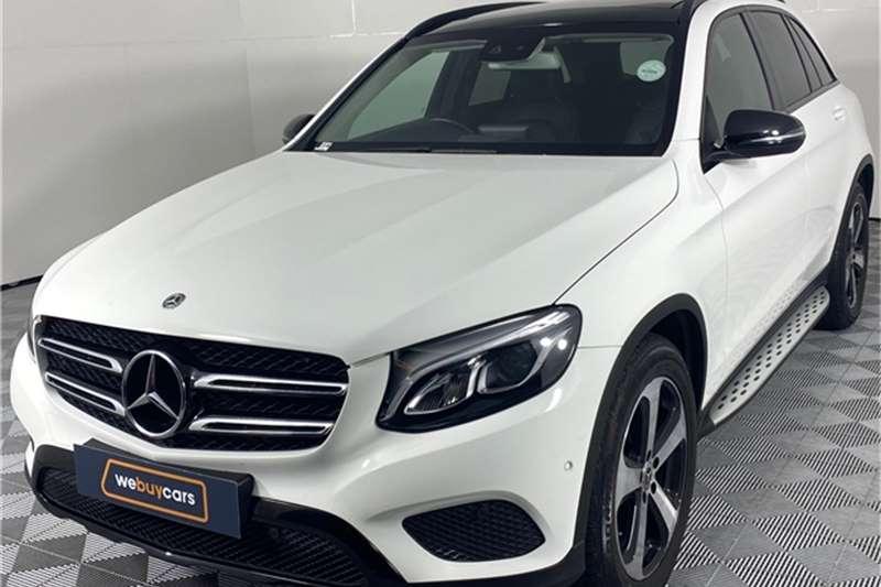 2019 Mercedes Benz GLC GLC 220d
