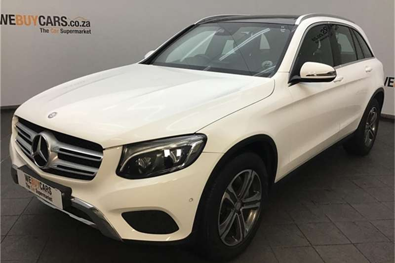 Mercedes Benz GLC 220d 4Matic 2015