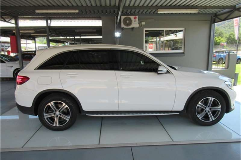 Mercedes Benz GLC 220d 4Matic 2016