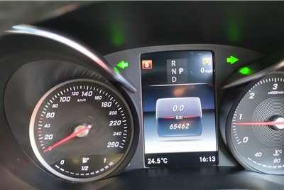 Mercedes Benz GLC 220d 4Matic 2016