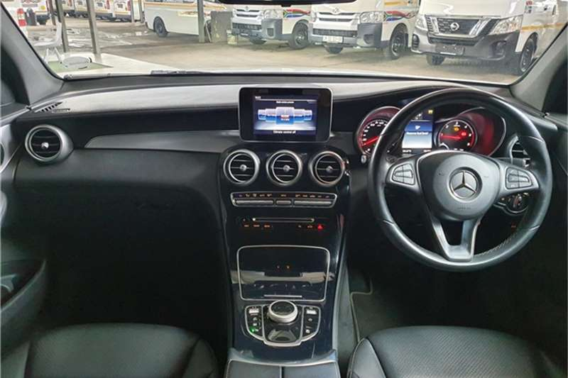 Used 2016 Mercedes Benz GLC 220d 4Matic