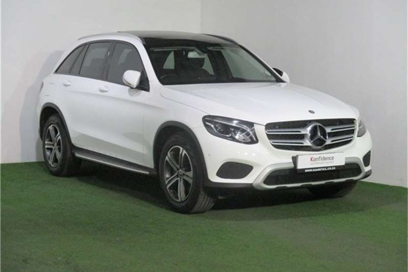 Mercedes Benz GLC 220d 4Matic 2017