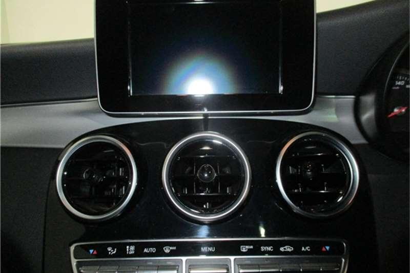 Mercedes Benz GLC 220d 4Matic 2017