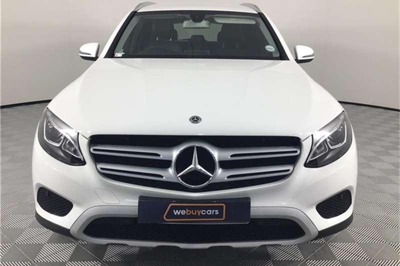 Mercedes Benz GLC 220d 4Matic 2018