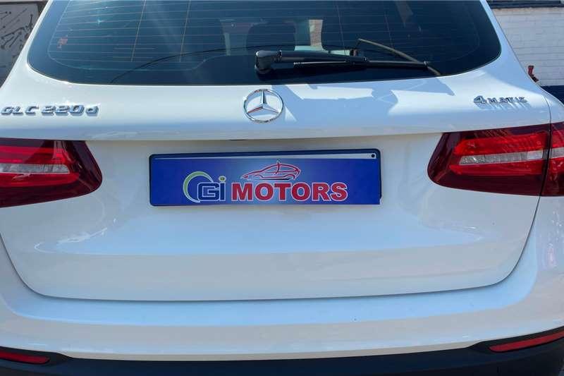 Used 2018 Mercedes Benz GLC 220d 4Matic